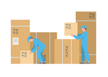 Temperature Controlled storage and delivery