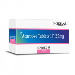 Acartex-25 Tablets