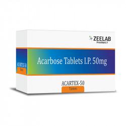 Acartex-50 Tablets