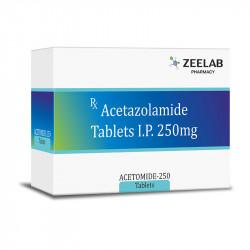 Acetomide-250 Tablets