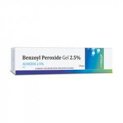 Acnezox 2.5% Anti Acne Gel