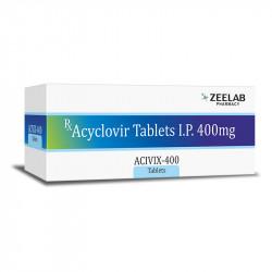 Acivix-400 Antiviral Tablet