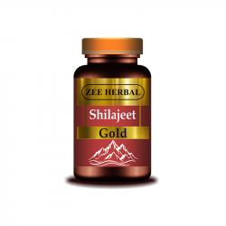 Zee Herbal - Shilajeet Gold Capsule - 100's