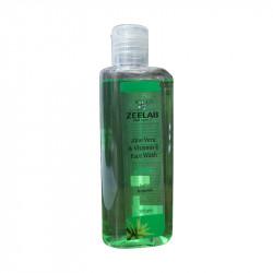 Alofia Aloe Vera & Vitamin E Face Wash