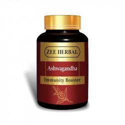 Zeelab Ashwagandha Pure Herbs Immunity and Stamina Booster Capsules